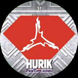 PaxToy 57 HURIK logo