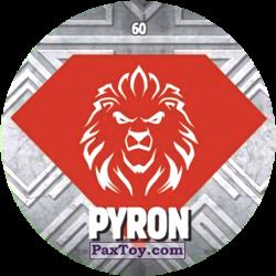 PaxToy 60 PYRON logo