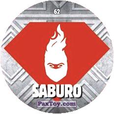 PaxToy 62 SABURO logo