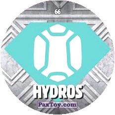 PaxToy 66 HYDROS logo