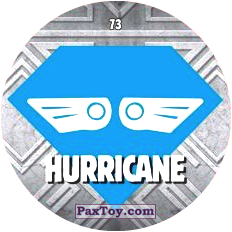 73 HURRICANE logo