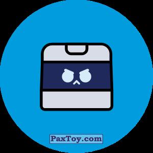 PaxToy.com - 05 Бравл - 8-БИТ cтрелок (Сторна-back) из Пятерочка: Бравлы Старс