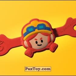 PaxToy 07 Бравл   Джесси воин