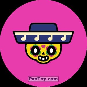 PaxToy.com - 08 Бравл - Поко поддержка (Сторна-back) из Пятерочка: Бравлы Старс
