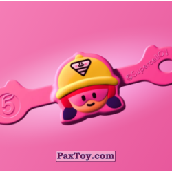 PaxToy 12 Бравл   Джеки тяжеловес