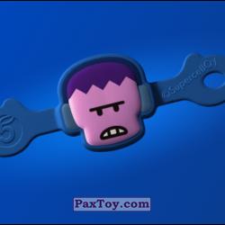 PaxToy 14 Бравл   Фрэнк тяжеловес