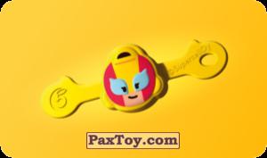 PaxToy.com  Игрушка 19 Бравл - Макс поддержка из Пятерочка: Бравлы Старс