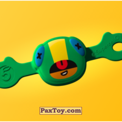 PaxToy 23 Бравл   Леон скрытный убийца