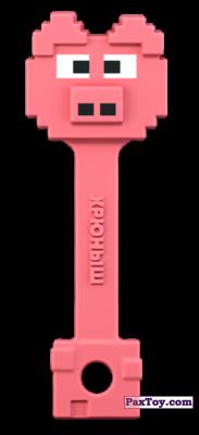 PaxToy.com  Игрушка 23 Хрюныш из Магнит: Скрепыши 3