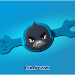PaxToy 24 Бравл   Ворон убийца с ядом