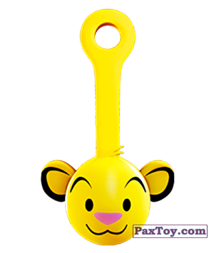 PaxToy.com  Игрушка 24 Симба Львёныш из Магнит: Скрепыши 2