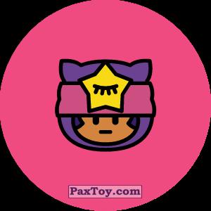 PaxToy.com - Игрушка 26 Бравл - Сэнди поддержка (Сторна-back) из Пятерочка: Бравлы Старс