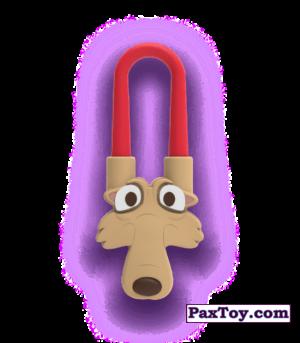 PaxToy.com  Игрушка 03 Тикер - Скрэт 2 из Лента: Тикеры Токеры