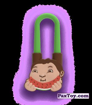 PaxToy.com  Игрушка 06 Тикер - Рошан из Лента: Тикеры Токеры