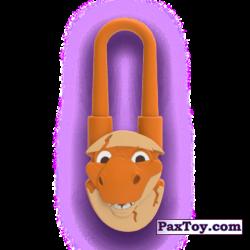 PaxToy 09 Тикер   Дино