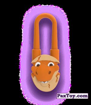 PaxToy.com  Игрушка 09 Тикер - Дино из Лента: Тикеры Токеры