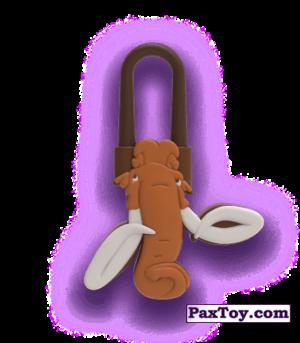 PaxToy.com  Игрушка 15 Тикер - Мэнни из Лента: Тикеры Токеры